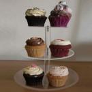 3 Tier Small  Round Maypole Cupcake Stand